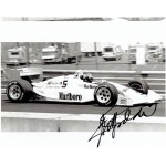 Emerson Fittipaldi genuine original authentic signed autograph photo