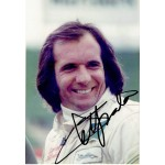 Emerson Fittipaldi original authentic genuine signed photo