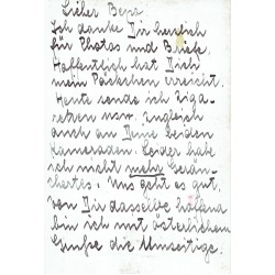 Eva Braun genuine signed autograph signatures