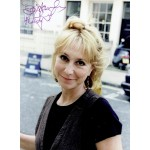 Felicity Kendal  original authentic genuine autograph signed photo