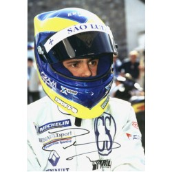 Felipe Massa genuine original authentic signed autograph photo
