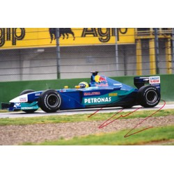 Felipe Massa  genuine signed original autograph photo