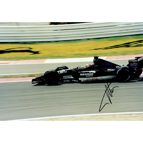Fernando Alonso  genuine signed original autograph photo