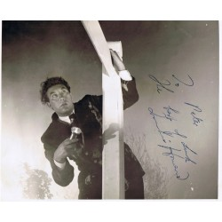 Frankie Howerd signed authentic genuine signature