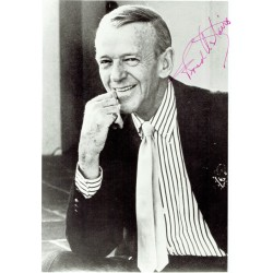 Fred Astaire  original authentic genuine autograph signed photo