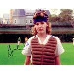 Geena Davis signed authentic genuine signature photo