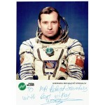 Gennadi Strekalov original authentic genuine signed photo