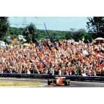 Gerhard Berger  genuine signed original autograph photo