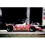 Gilles Villeneuve genuine authentic signed autograph signatures  photo