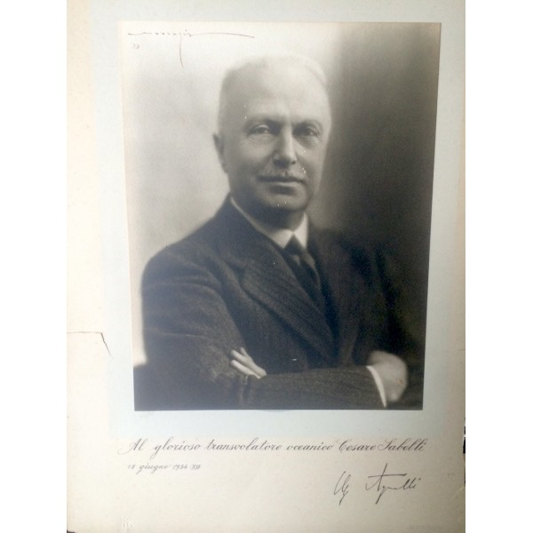 Giovanni Agnelli genuine authentic signed autograph signatures