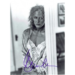 Glenn Close  original authentic genuine autograph signed photo