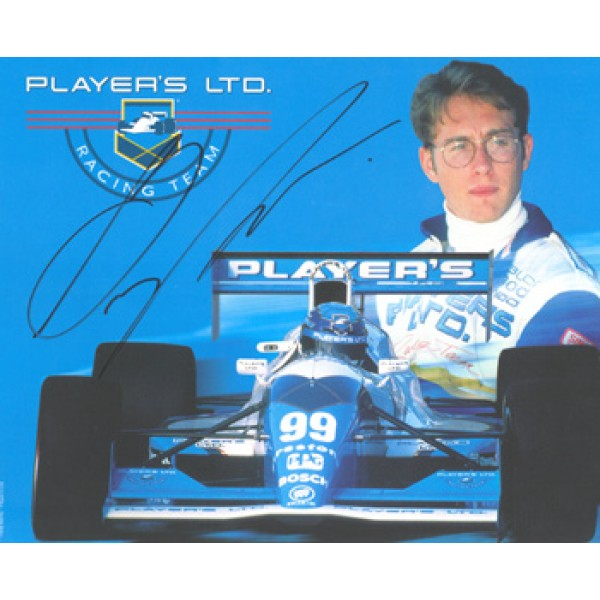 Greg Moore genuine original authentic signed autograph