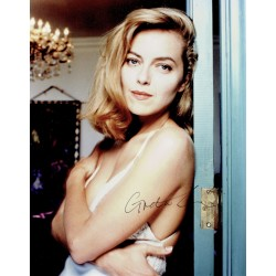 Greta Scacchi  authentic genuine autograph signed photo