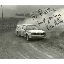 Hannu Mikola  genuine signed original autograph photo