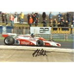 Hans Stuck  genuine signed authentic autograph photo