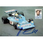 Harold Ertl signed authentic genuine signature photo