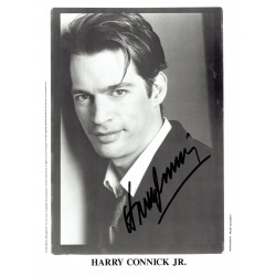 Harry Connick Jnr  original authentic genuine autograph signed photo