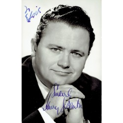 Harry Secombe  authentic genuine autograph signed photo
