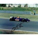 Heinz Harold Frentzen genuine original authentic signed autograph photo