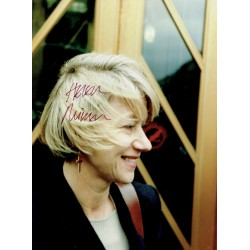 Helen Mirren  original authentic genuine autograph signed photo