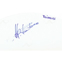 Henri Toivenen genuine authentic signed autograph signatures