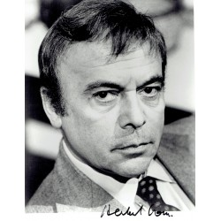 Herbert Lom signed authentic genuine signature