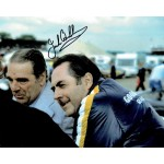 Jack Brabham genuine original authentic signed autograph