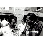 Jack Brabham  genuine signed original autograph photo