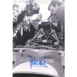 Jackie Stewart  genuine signed original autograph photo