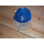 Jacques Villeneuve  original authentic genuine autograph signed cap