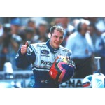 Jacques Villeneuve Snr genuine original authentic signed autograph photo
