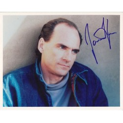 James Taylor signed authentic genuine signature