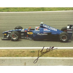 Jarno Trulli genuine original authentic signed autograph photo