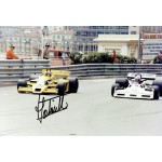 Jean Pierre Jabouille  genuine signed original autograph photo
