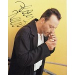 Jean Reno original authentic genuine signed photo