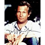 Jeff Bridges  authentic genuine autograph signed photo