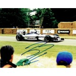 Jenson Button  original authentic genuine autograph signed photo