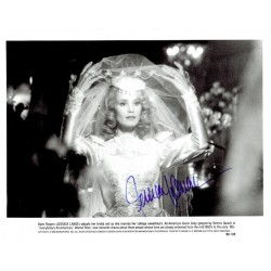 Jessica Lange  original authentic genuine autograph signed photo