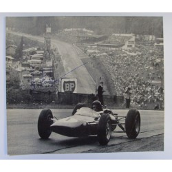 Jim Clark  genuine authentic signed autograph signatures image