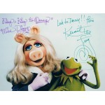 Jim Henson  authentic genuine signed autographs photo