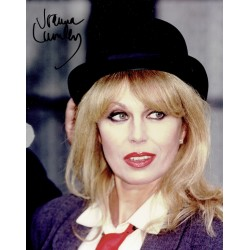 Joanna Lumley  authentic genuine autograph signed photo