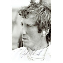 Jochen Rindt genuine authentic signed autograph signatures