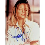 Jodie Foster  authentic genuine autograph signed photo