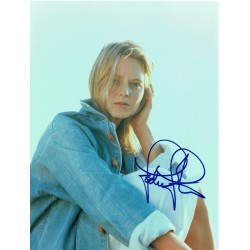 Jodie Foster original authentic genuine signed photo