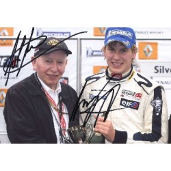 John and Henry Surtees signed authentic genuine signature
