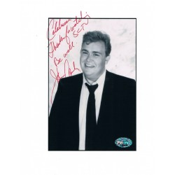 John Candy original authentic genuine signed photo