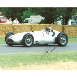 John Surtees genuine original signed autograph photo