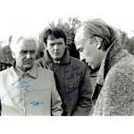 John Thaw (Inspector Morse) original authentic genuine signed photo