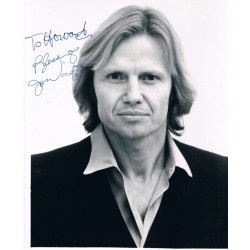 Jon Voight original authentic genuine signed photo