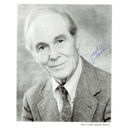 Joseph Wiseman  authentic genuine autograph signed photo
